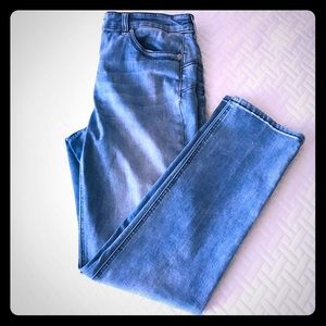 """Chico""""s So Lifting Jeans  Slimming Size 8M (size1)"""
